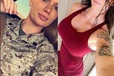 23 Pictures of Beautiful Girls In And Out of Uniform Will Blow Your Mind. Check out hot military girls in uniform and without uniform giving hot posture. Crazy Girls, Hot Girls, Girls In Love, Epic Fail Pictures, Hilarious Pictures, Drunk Girls, Dressing Sense, Fashion Fail, Female Soldier