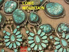 ONDELACY-Blue-Gem-Turquoise-Petit-Point-Cluster-Squash-Blossom-Necklace-ZUNI