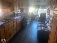 2001 Monaco Diplomat 38D, Class A - Diesel RV For Sale in La Palma, California | RVT.com - 175156 Diesel For Sale, Rv For Sale, Monaco, Cummins Diesel, Looking For People, Refrigerator Freezer, Blinds For Windows, Lounge Areas, Exterior Colors