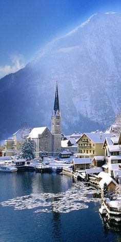 Beautiful Hallstatt ~ Austria