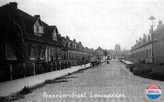 Franekerstraat Leeuwarden (jaartal: 1930 tot 1940) - Foto's SERC