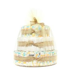 @Alexandra M What Wear - Honest Company Diaper Cake ($125)                 A beautifully packaged month's supply of diapers.    Honest Company Diaper Cake ($125) in ABCs