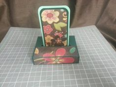 Free standing pop-up card by Raz & Dazzle Ink