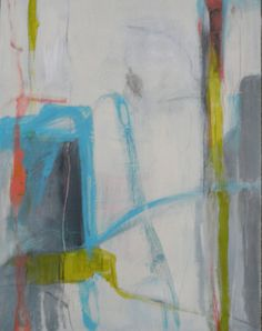 City Gallery - Judy Atlas -Love these colors