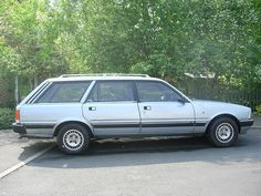 Peugeot 505 7 seater. I had a number of family trips in this car and a Scottish Holiday then sold it for a Profit.