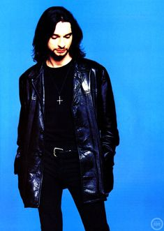 My favorite Dave picture from the Songs of Faith and Devotion era.