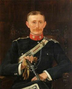 Major Goddard (1852–1927), 11th Hussars