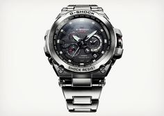 Casio Metal Twisted G-Shock Watch