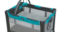 Bassinet designed to fold with your playard for easy set-up and take-down  Folding feet and wheels allow for 20% more compact fold  Removable full-size bassinet is perfect for napping  Toy bar features soft toys to amuse your baby  Signature Graco push-button fold makes closing your playard quick and hassle-free  You want your little one to be comfortable no matter where you go and we want to make that easier for you. With a specially-made bassinet that means fewer parts to carry and it's…