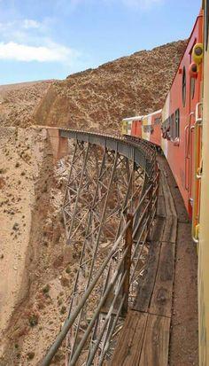 Tren a las nubes, Salta, Argentina - repines by Chirimoya Tours deutschsprachiger Reiseveranstalter