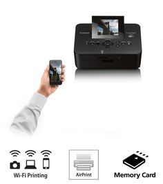 [$85 x 4 = $340] WIFI PHOTO PRINTERS cater to the 'selfie generation'!  I have fallen in-love with 'notebooking' and so have my students ...especially when it's filled with pictures of themselves doing science. #BackToSchoolwithVersal
