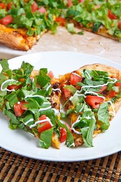 taco pizza--make a main dish a pizza! try different kinds of pasta dishes and just exchange the pasta for pizza dough!