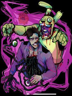 Fnaf Baby, Fnaf Sl, Fnaf Wallpapers, William Afton, Fnaf Drawings, Art Drawings, Freddy Fazbear, Five Nights At Freddy's, My Hero Academia Manga