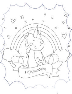 Coloriage Licorne Kawaii À Imprimer - From the thousands of photographs on-line concerning Coloriage Licorne Kawaii À Unicorn Coloring Pages, Cute Coloring Pages, Free Printable Coloring Pages, Adult Coloring Pages, Coloring Books, Unicornio Poster, Unicorn Printables, Coloring Sheets For Kids, Kids Coloring