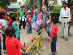 Community work at child protection homes in Nepal | i to i