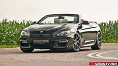 BMW 650i Cabriolet by MM Performance