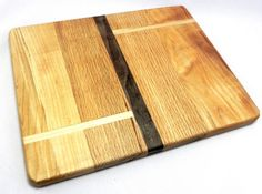 Wooden cutting board 8 by StoneCreekTurnings on Etsy, $30.00