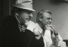 Danny Kaye, Cary Grant