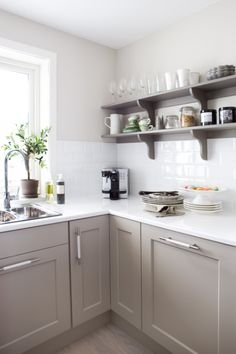 Kitchen design by: Annette&Christian