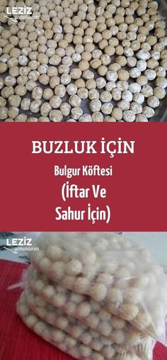 Buzluk İçin Bulgur Köftesi (İftar Ve Sahur İçin) - Essen und Trinken Best Meatloaf, Meatloaf Recipes, Meatball Recipes, Dog Food Recipes, Vegan Recipes, Iftar, Cracker Barrel Meatloaf, Classic Meatloaf Recipe, Albondigas