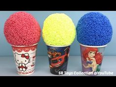 Playfoam Balls Surprise Toys Thomas & Friends Disney Princess Minions Li...