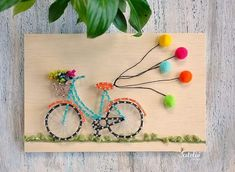 String art: what it is, how to do, models and tutorials photos) String art: what it is, how to do, models and tutorials photos) <!-- Begin Yuzo --><!-- without result -->Related Post Baby Boy Nursery Themes – Rustic Baby Nurser. Tin cans and g Paper Embroidery, Hand Embroidery Designs, Embroidery Patterns, Doily Patterns, Animal Crafts For Kids, Diy Crafts For Kids, Fun Crafts, Nail String Art, String Crafts