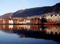 bergen noruega - Google Search