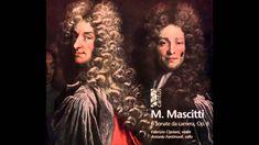 Michele Mascitti 6 Sonatas for Violin and Cello Op.2