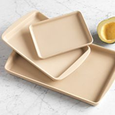 """I love my Pampered Chef Stoneware Bar Pans. You can make so many things on them. Check out my facebook fan page for this and recipes www.facebook.com/cookingpampered or you can order at www.pamperedchef.biz/jaybolton and put """"stoneware"""" in the search box"""