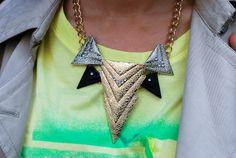 GS Gemma Simone Ankti necklace