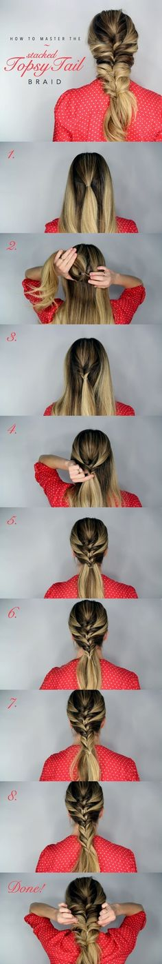 quick-hairstyle-tutorials-for-office-women-28