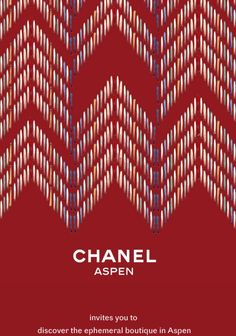 Chanel Aspen boutique announcement, 6.16.14.