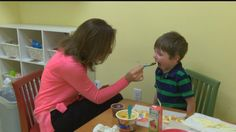 Feeding program for children with autism/developmental delays (KPLC-TV NBC 7)