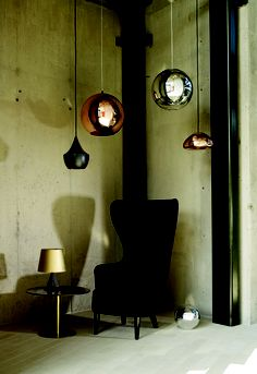 1000 images about lampen on pinterest tom dixon copper and shades. Black Bedroom Furniture Sets. Home Design Ideas