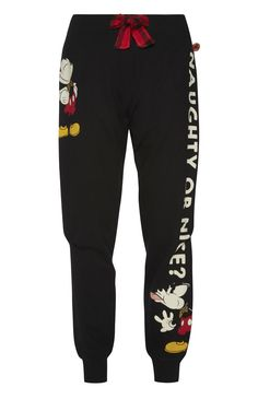 Primark - Mickey Mouse-pyjamabroek in kerstsfeer