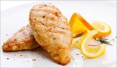 Easy Lemon & Mustard Chicken.  Delicious & done super fast