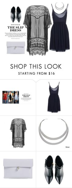 """""""The Slip Dress: extreme sofistication"""" by pokets ❤ liked on Polyvore featuring moda, CYCLE, Alexa Starr, Alexander McQueen, Kim Kwang, women's clothing, women's fashion, women, female y woman"""