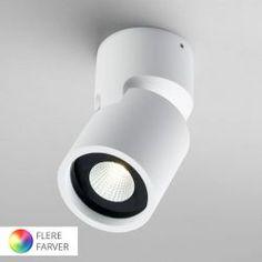 Light-Point Tip 2 Spot - Hvid