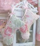 Angelic Tassel  Harmony Angel  Ribbon 'n' Lace Angel  Berry Nice Basket  Bunny Globe  Angel Decoupage Plate  Antique Art  Blooming Roses  Doily Sachet  Cameo 'n' Roses Stick Pins  Hat Pin Cushion  Laundry Soap Scoop Basket  Not So Shabby Breakfast Tray  Ribbon 'n' Tassel Bookmark  Rose Greeting Card  Sew Pretty Tea Service  To Mother With Love  Bookmark of Love  Rose Greeting Card  Valentine Tussie Mussie  Hubby's Stash  Candlecup Snowman  Cinnamon Dough Ornaments  Easy Pinecone Ornaments…