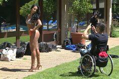 Cadeirantes em Foco: O Fotografo