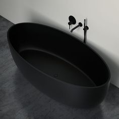 New Matte Black Bathroom Products | Lusso Stone