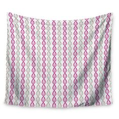 """East Urban Home Plum Pod by Julie Hamilton Wall Tapestry Size: 50"""" H x 60"""" W"""