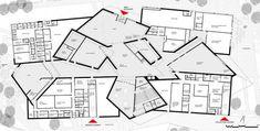 Museum in Patna, India - Building - e-architect Concept Board Architecture, Museum Architecture, Architecture Plan, Landscape Architecture, The Plan, How To Plan, Museum Logo, Museum Branding, Louvre Museum