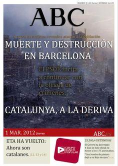 ¿portada de ABC de hoy?   ;)
