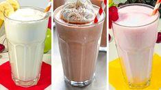 Если вы хотите освежиться в жаркий летний день или отправиться в зимнее путешествие в кафе-мороженое , нет ничего более освежающего или ностальгического, чем молочный коктейль