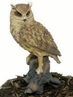 View the Long Eared Owl - Resin Garden Ornament