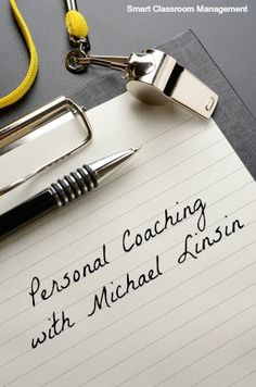 Personal Coaching with Michael Linsin