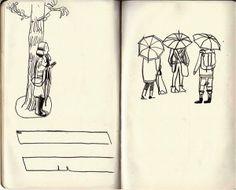 Rainy Seoul - Jueun Choi, 2013