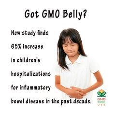 Just another reason to say no to #GMO.  Read more: www.collective-evolution.com/2013/06/12/study-links-gmo-animal-feed-to-severe-stomach-inflammation-and-enlarged-uteri-in-pigs/  https://www.facebook.com/photo.php?fbid=679269478765685=pb.476935175665784.-2207520000.1377208643.=3