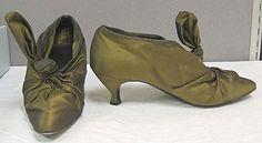Romeo Gigli shoes, 1988